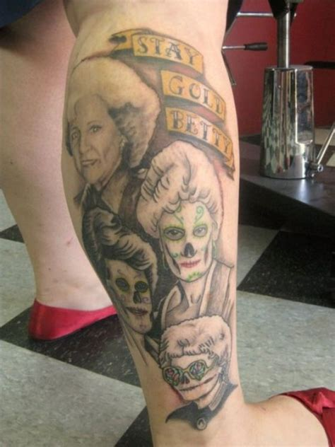 golden girls tattoo 25 best images about golden on the