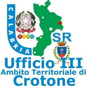 ufficio scolastico crotone ufficio iii ambito territoriale di crotone
