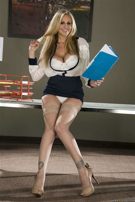 Julia Ann And Tanya Tate Share Some Office Cock Brazzers