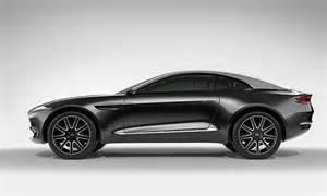 Aston Martin 4x4 Aston Martin Reveals New Hybrid 4x4 Dbx Coupe This Is Money