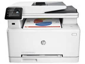 hp laser color printer hp color laserjet printer pro mfp m277dw b3q11a bgj hp