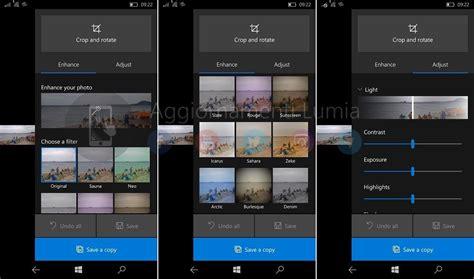 imagenes windows 10 mobile leak neue fotos app kommt auch f 252 r windows 10 mobile