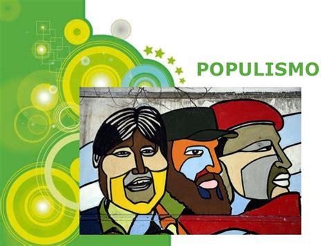 libro el estallido del populismo populismo