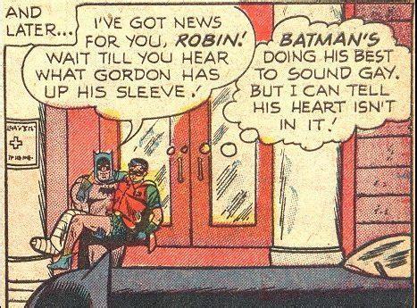 Was Batman Gay Neatorama