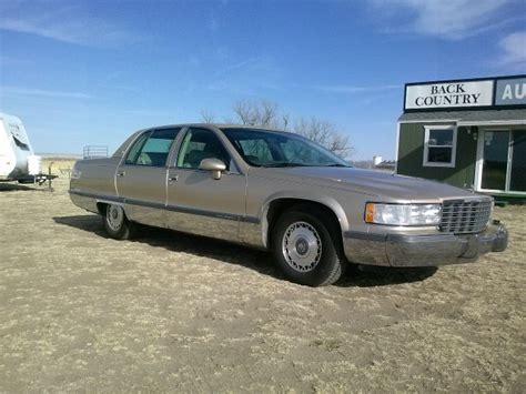 94 cadillac fleetwood for sale 94 96 cadillac fleetwood brougham for sale in maryland