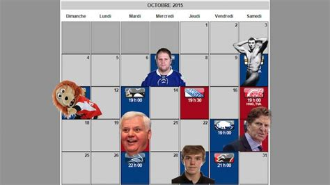 Calendrier Hockey Top Calendrier Du Canadien Wallpapers