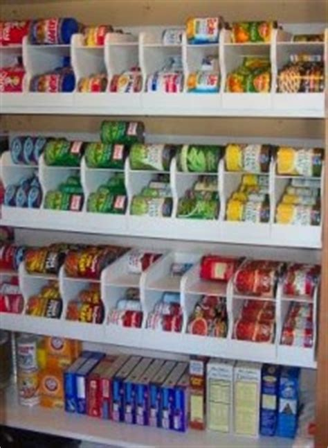 Can Holder For Pantry by Get Organized Six Stuff