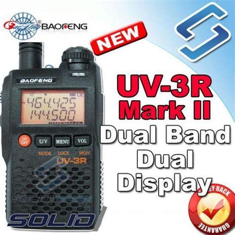 Ready Ht Baofeng Uv 3r Dualband ht dualband baofeng uv3r vhf uhf loja de importabr