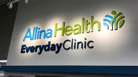 Unity Hospital Mn Detox by Allina Expands Into Retail Clinic Arena With Hy Vee Deal