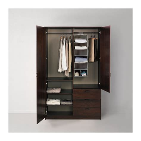 ikea wardrobe drawer ikea musken wardrobe with 2 doors 3 drawers adjustable