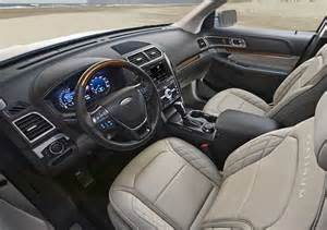 2016 ford explorer gets new new 2 3l ecoboost engine new upscale model the fast car