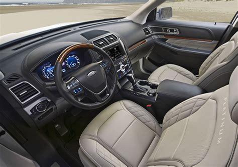 2016 ford explorer gets new new 2 3l ecoboost engine