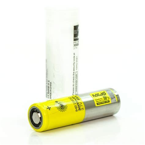 Mxjo Imr 18650 3000mah 35a Flat Top Battery Authentic Baterai Batre Mxjo Imr 18650 3000mah 35a 3 7v Flat Top Rechargeable Ion Battery
