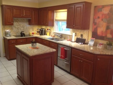 Reface Countertop by Project Portfolio Kitchen Remodeling Kitchen Refacing