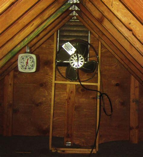 Garage Attic Ventilation by I M No I Am Really Heat In Attics Wenatchee