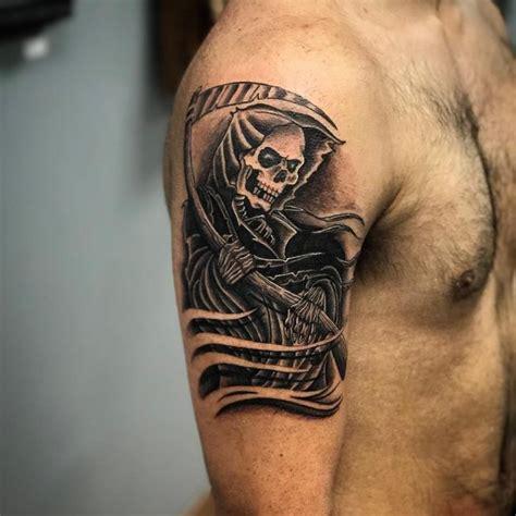 tattoo meaning grim reaper 95 best grim reaper tattoo designs meanings 2018