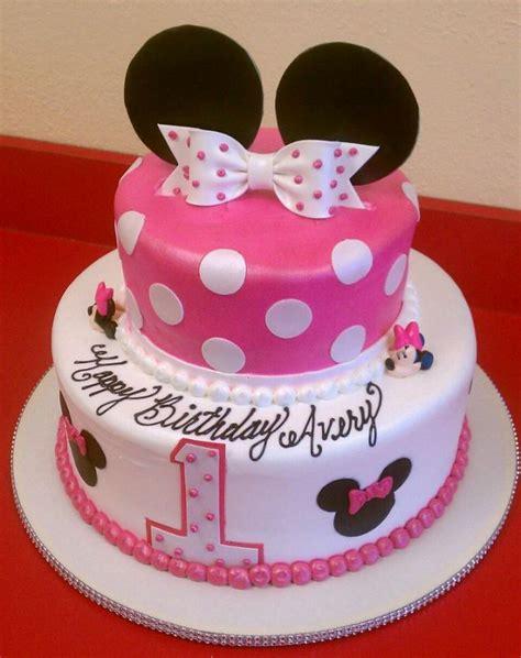 minnie maus kuchen minnie mouse birthday cake pictures