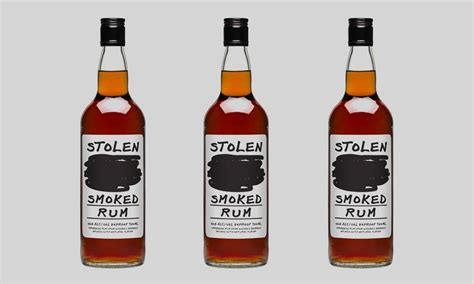 rum first paint stolen smoked rum cool material