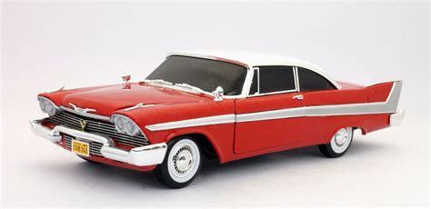 Christine Auto by Stephen King S Christine Plymouth Fury 1958 V 233 Hicule