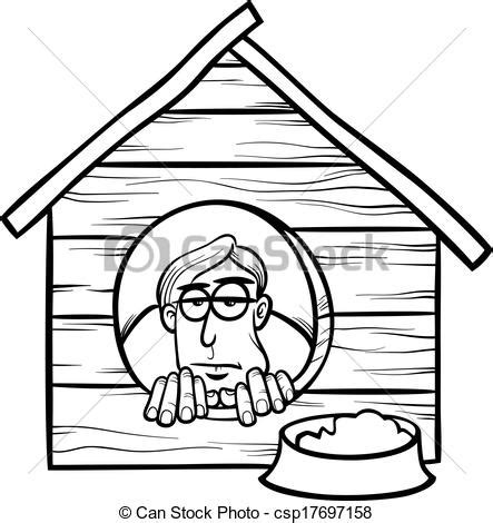 man in the dog house man in dog house clipart clipartfest man in house clipart dog in house clipart
