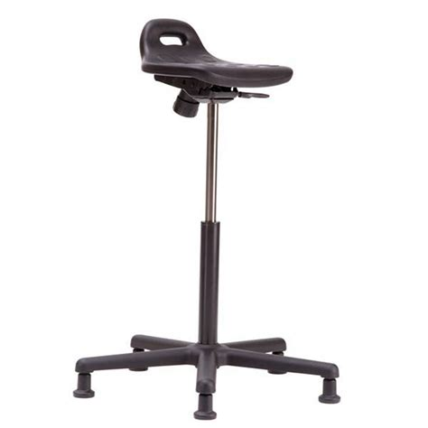 Sit Stand Work Stool by Rhino Sit Stand Stool Marketlab Inc