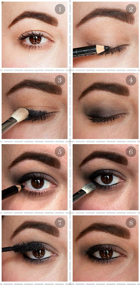 Eyeliner The One simple eye makeup for indian step by step mugeek