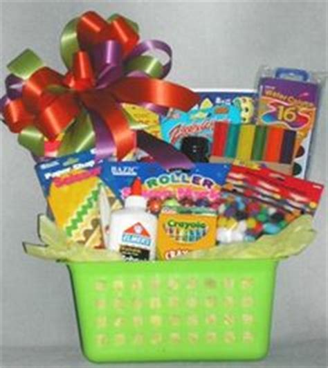 coloring book gift basket 1000 ideas about gift baskets on gift