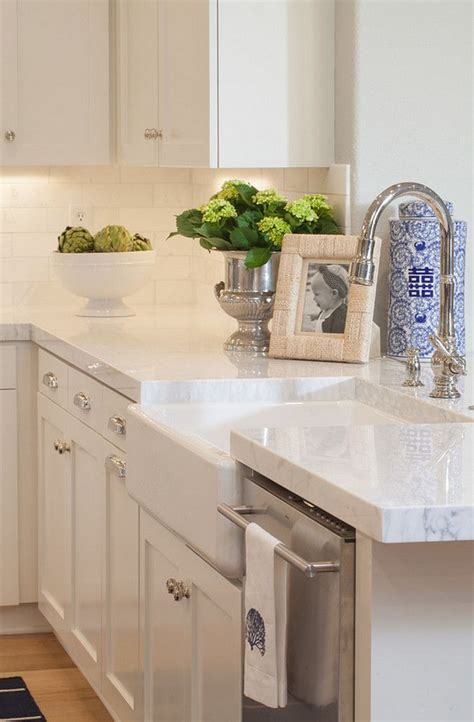 white quartz kitchen countertops best 25 kitchen countertops ideas on