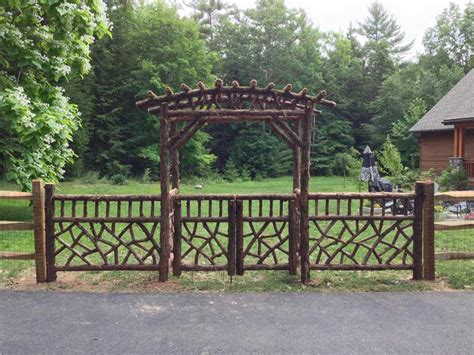 Trellis For Sale Rustic Arbors Pergolas Wedding Chuppahs Branch