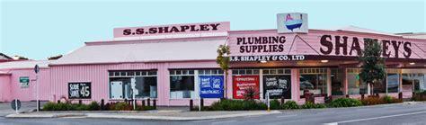 Local Plumbing Shop S S Shapley Co Ltd Plumbing Supplies