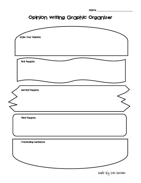 Essay Writing Graphic Organizers by 71 Best 5th Grade Images On Language Reading And Books