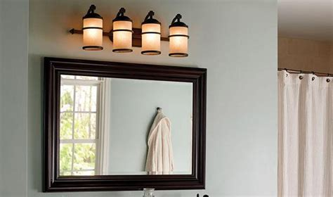 bathroom night light ideas bathroom lighting at the home depot