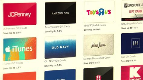 Resell Gift Cards - what you can do with less than perfect gift cards