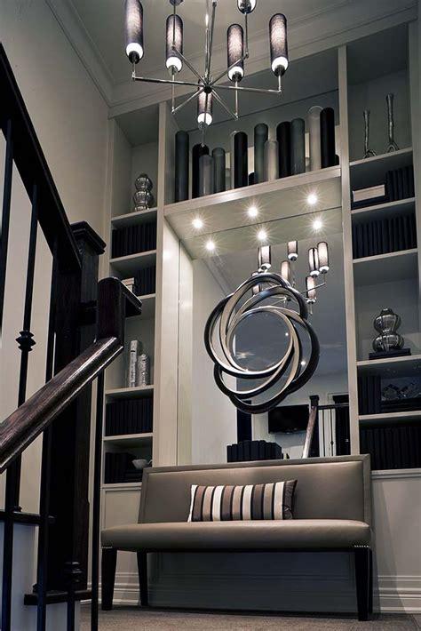 imaginative wall  stair treatments toronto star