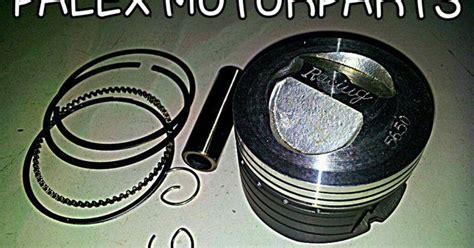 Paket Bore Up Yamaha Jupiter Z 110 Diameter 55mm Merk Shark palex motor parts dome piston for honda and yamaha