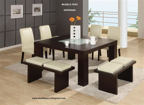muebles pegaso exclusivos  modernos comedores