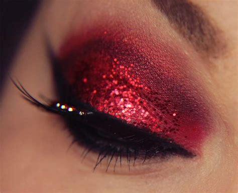 eyeshadow tutorial red makeup your jangsara tutorial red heart