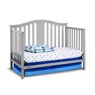 Graco Crib Mattress Size Graco Solano 4 In 1 Convertible Crib And Bonus Mattress