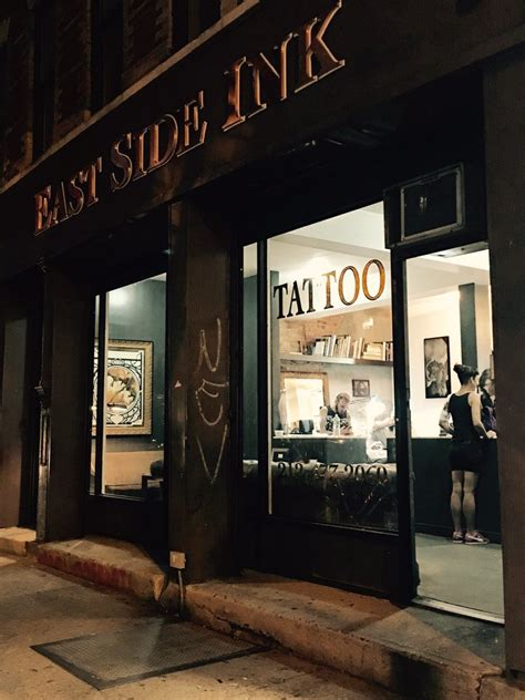 tattoo nyc lower east side east side ink 59 photos 152 reviews tattoo 97 ave