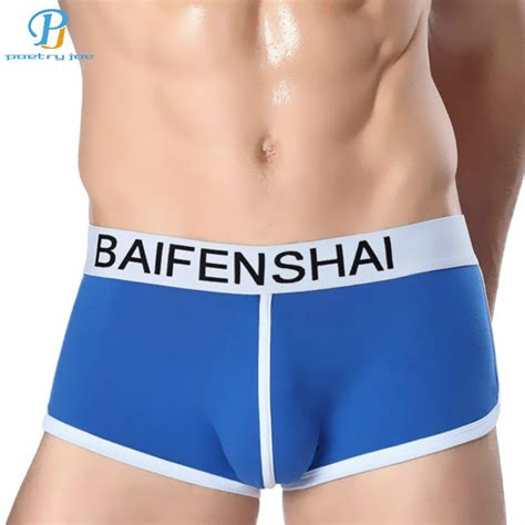 Buy 1 Get 1 Free Promo Gila Boxer Celana Dalam Pria Limited aliexpress buy new cotton waist boxer factory wholesale shorts boxers