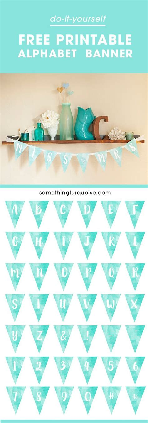 complete free printable happy birthday banner templates free