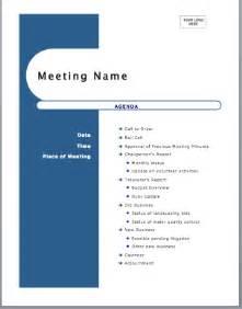 creative meeting agenda template best photos of template for creating an agenda meeting