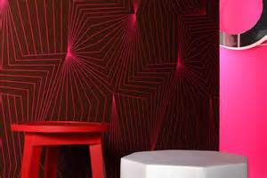 wallpaper interior design large format wallpaper