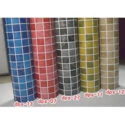 wall decoration pvc mosaic sticker self adhesive wallpaper for decor vinyl min order inventory