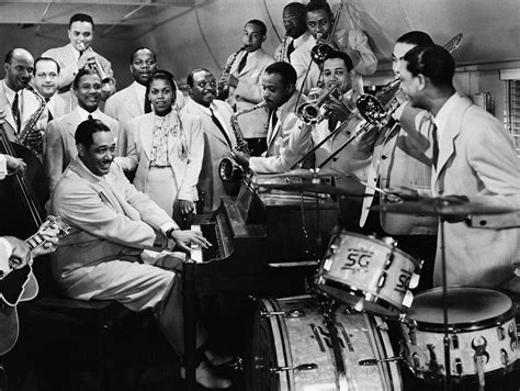 big band swing musicians jazz and the duke harlem renaissance