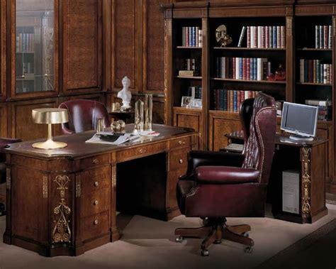 poltrone classiche di lusso sedute sedie ufficio presidenziali classiche idfdesign
