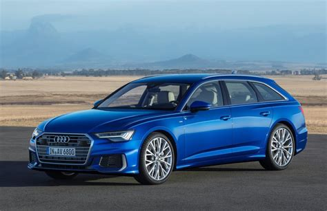 Audi Audi by 2019 Audi A6 Avant Revealed Evaluation For