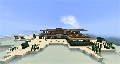 nice modern houses nice modern house minecraft project