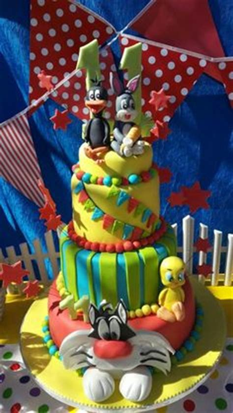 Lilin Karakter Baby Boy Lilin Baby Shower Lilin Kue Baby Boy baby looney tunes cake cakes by