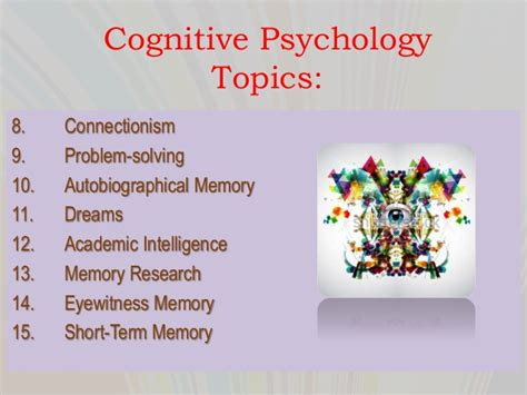 psychology research paper topics on dreams psychology term paper topics